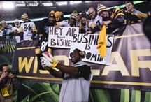 #SteelersNation Signs / A collection of the best signs made by Steelers fans at the games! / by Pittsburgh Steelers