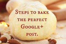 Blogging: Google+