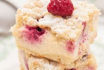 Sweet Treats / by Madeline Fuller