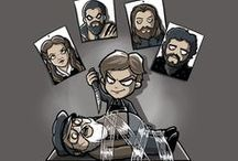Game of Thrones  / by Nefarious Whim