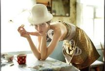 """Tim Walker / """"They're all dreams"""""""