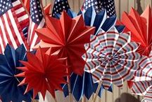 Party Like It's 1776 / American celebrations, Fourth of July, Memorial Day