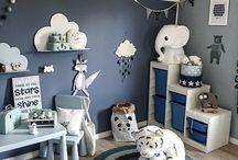Chamacos room / Cuarto de niños