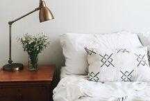Bedroom / Inspired bedroom spaces