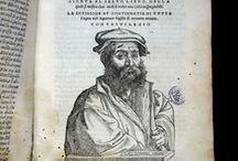 Tartaglia, Niccolò, 1500-1557. La Noua scientia de Nicolo Tartaglia ... / Volum factici que recull tres de les obres del matemàtic italià Niccolò Fontana, anomenat Tartaglia (El Quec). Les dues primeres obres, més extenses, tenen la física com a tema principal.