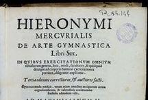 Mercuriale, Girolamo,|d1530-1606. Hieronymi Mercvrialis de arte gymnastica libri sex:... / Girolamo Mercuriale (1530-1606) va ser un metge italià de molta anomenada, que després de rebre el doctorat a Venècia el 1555 ocupà diverses càtedres de medicina en algunes de les principals ciutats italianes com ara Venècia o Pàdua. El tractat que us presentem és la tercera edició de l'obra De arte gymnastica libri sex, impresa a Venècia l'any 1587.