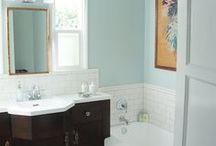 Home: To Clean / Bath & Laundry Room Design, Decor, & DIY