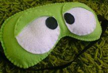 Craft: Máscara de Dormir