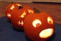 Haunted Halloween Decor