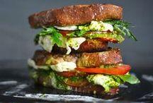 Sassy Sandwiches & Burgers