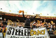 Steelers Nation Unite / Dedicated to the best fans on the planet. / by Pittsburgh Steelers