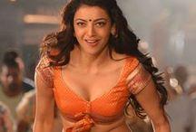 kajal agarwal / cute and hot