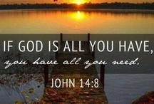 Inspirational Quotes / Mostly #quotes of a #Christian nature, #bible #verses, #inspiration,#motivation,#scripture / by Cheryl Cope