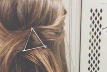 Long Hair / by Shirizzle