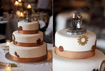 "Steampunk A Go-Go / Steampunk wedding touches that take ""romantic"" to a new level! / by Rebel Belle Weddings"