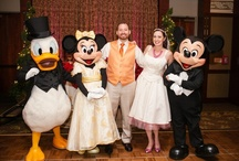The Happiest Place / Disney Inspired Wedding Magic