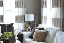 Living Room / by Stephanie Williams