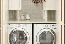 Laundry Room / by Stephanie Williams
