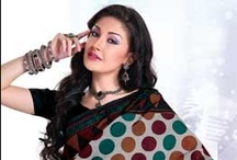Polka Dots Sarees / Fashion trends come and go, but some trends stay evergreen. Polka dots is one such trend.