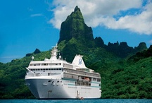 Cruises / by Tahiti.com