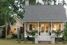Florida Cottage / my Dream / by Heather Scott