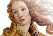Aphrodite/ Venus ~ She who rules my Taurus soul. / by Brian Berry