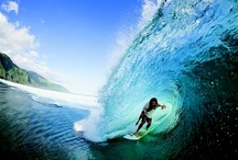 Surfing / by Tahiti.com