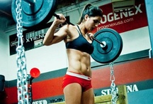 CrossFit - no pain, no gain / by Rachel Abbott