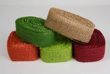 Burlap Ribbon / by BurlapFabric.com