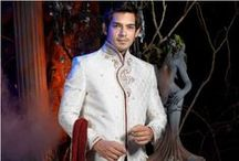 Indian Men's Fashion / Stay in vogue and be ready to look dapper for every special occasion. Get spellbound by the vibrancy, color and craftsmanship of Indian ethnic fashion clothing. Utsav Fashion invites you to add pins to Indian Ethnic Men's Fashion pinboard. Start pinning now! / by Utsav Fashion