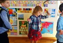 Brilliant Bulletin Boards / We are always adding to this board so send us your idea! #PreschoolBulletinBoards #BulletinBoardIdeas #MotherGooseTime www.mothergoosetime.com