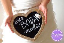 Decoración para tu boda / Aquí puedes encontrar todo lo que ofrecemos en www.trocitosdeboda.com para hacer tu boda más especial..