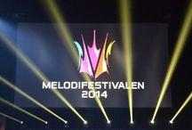 Melodifestivalen og Eurovision / mello og esc