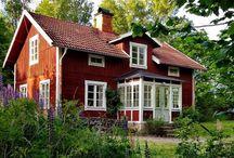 Sverige / et hygge land