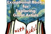 Art Lessons - Artists
