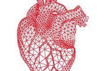 ♥ Human Heart ♥ / by Vilde Vegem
