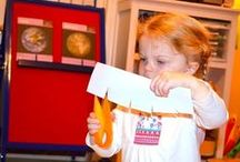 The Art of Learning / What MGT project or activity did you do that encouraged your child to make choices through an artistic process? Describe how your child expressed his ideas throughout this project. Was there a challenge? How did he problem-solve? What do you believe is the benefit of art in learning? What is your children's favorite song this week? Why?