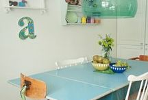 Dining Room Ideas / by Angela @ Cottage Magpie
