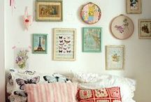 Master Bedroom Ideas / by Angela @ Cottage Magpie