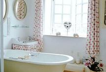 Bathroom Ideas / by Angela @ Cottage Magpie