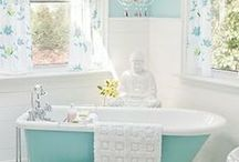 Master Bathroom Ideas / by Angela @ Cottage Magpie