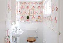 Studio Bath Ideas / by Angela @ Cottage Magpie