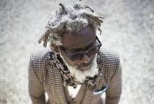 His Style / What's happening with the stylish man. / by Anna Rulnick