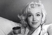 Marilyn Monroe / Slightly obsessed  / by Tamie