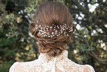 Wedding Hairstyle - Brautfrisuren