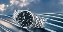 IWC Pilot's Watches / For over 70 years, Pilot's Watches from Schaffhausen have been one of watchmaking's greatest achievements.