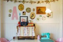 My Home - Pear Tree Cottage / by Angela @ Cottage Magpie