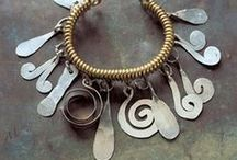 Jewelry / Contemporary Metalsmithing and jewelry design