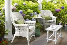 Back Porch Ideas / by Angela @ Cottage Magpie