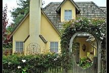 Curb Appeal Ideas / by Angela @ Cottage Magpie